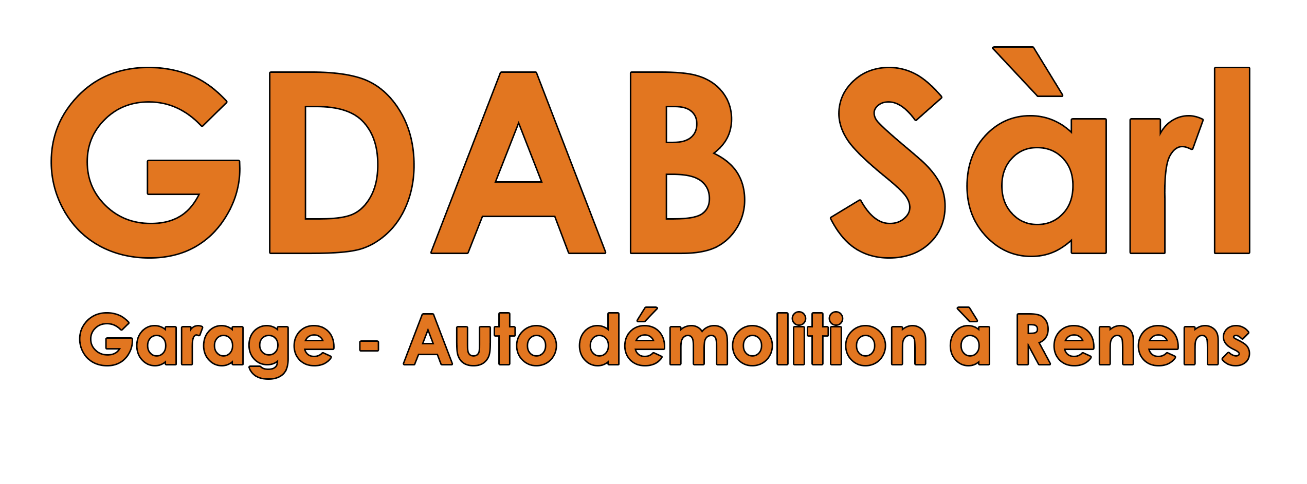GDAB Sàrl - Auto Démolotion à Renens